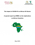 Covid 19 and impact on Africa's oil
